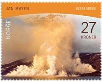 Norge - Jan Mayen - Postfrisk frimærke 27kr