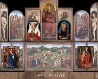 Belgien - Jan van Eyck - Postfrisk miniark