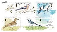 Finland - Birds - Mint set 4v