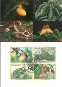 FN Wien - Truede planter - Maximumskort