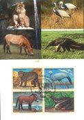 FN Wien - Truede dyr 1997 ' - Maximumskort