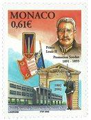 Monaco - Saint-Cyr - Postfrisk frimærke