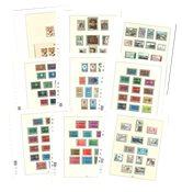 Europe - Collection en 3 albums préimprimés de Lindner
