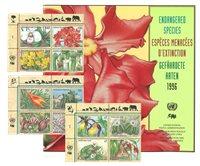 FN - Truede arter mappe 1996