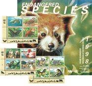 FN - Truede dyr mappe 1998