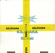 Island - postforseglede - kilovare 250 gr. 1992