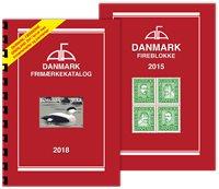 AFA Danmark 2018 spiralryg + 4-blokliste 2015