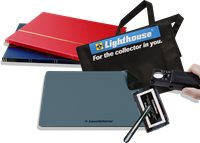 The big accessory pack for stamp collectors