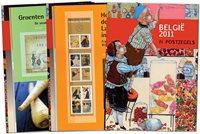 Belgique - Livre annuel 2011 - Livre Annuel