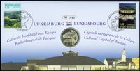 Belgium - Capital of Culture joint issue - Nice numiscover
