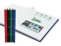 Indstiksbog - ass.farver - A4 - 32 hvide sider
