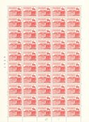 Danmark - AFA 241 postfrisk helark