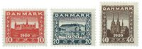 Danemark 1920 - AFA 111-14 - Neuf avec ch.