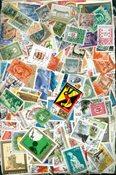 Hongrie - 4000 timbres différents