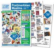 Postimerkkien Maailma - LPG203