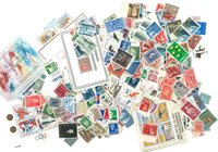 Norge - 770 forskellige postfriske frimærker