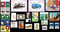 Chine, Inde, Israël, Japon, Koweït, Kirghizistan, Laos, Maldives, Mongolie - Paquet de timbres - Pos