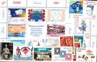 Monaco - Paquet de timbres - Neufs
