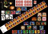 Royaume-Uni (UK) - Paquet de timbres - Neufs