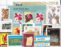 Europa - Frimærkepakke - Postfrisk
