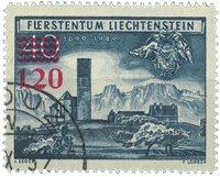 Liechtenstein 1952 - Michel  310 - Oblitéré