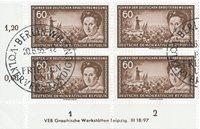 Allemagne de l'Est 1955 - Michel 478 - Oblitéré