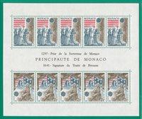 Monaco 1982 - YT BF22 - Postfrisk