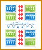 Monaco 1984 - YT BF28 - Postfrisk