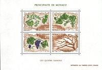 Monaco 1987 - YT BF38 - Postfrisk