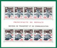 Monaco 1988 - YT BF41 - Neuf