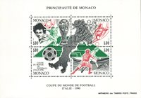 Monaco 1990 - YT BF50 - Neuf