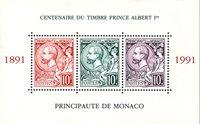 Monaco 1991 - YT BF53 - Postfrisk