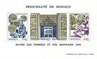Monaco 1996 - YT BF73 - Postfrisk