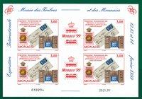 Monaco 1999 - YT BF81 - Postfrisk
