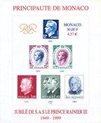 Monaco 1999 - YT BF83 - Postfrisk