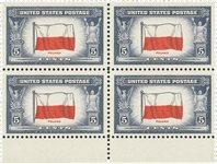Etats-Unis - Block de 4 Michel 512-24