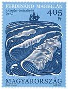 Hongrie - L'Océan Pacifique - Timbre neuf