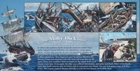Pitcairn Øerne - Moby Dick - Postfrisk miniark