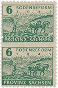 Zones allemandes (1945-1949) 1945 - Michel 85F - Neuf