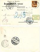 Schweiz 1916 - Michel 126 - Stemplet