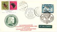 Suisse 1953 - Michel 590/591 - Oblitéré