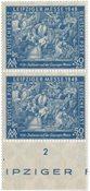 Tyskland Zoner 1949 - Michel 231 - Postfrisk