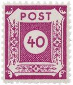 Zones allemandes (1945-1949) 1945 - Michel 50 DII - Neuf