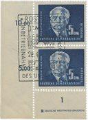 Østtyskland/DDR 1950 - Michel 255 - Stemplet
