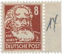Østtyskland/DDR 1952 - Michel 329 - Postfrisk
