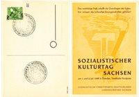 Tyskland Zoner 1948 - Michel 169 II - Stemplet