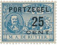Pays-Bas 1907 - NVPH P41 - Neuf