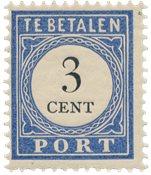 Holland 1894/1910 - NVPH P17 - Postfrisk