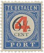 Pays-Bas 1909 - NVPH P29 - Neuf