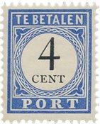 Holland 1894/1910 - NVPH P18 - Postfrisk